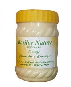 Beurre de Karité nature