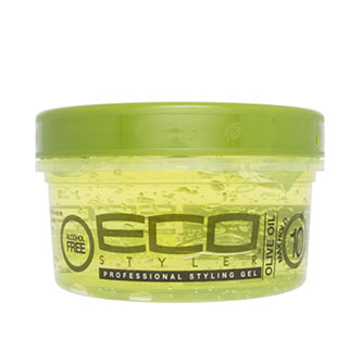Gel coiffant ECO styler Olive oil 8 OZ