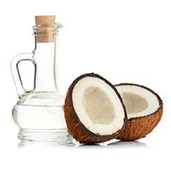 Huile végétale bio de coco
