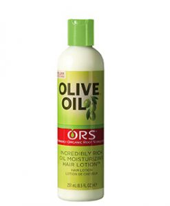 ORS: Olive Oil Incredibly Rich Oil Moisturizing Hair Lotion