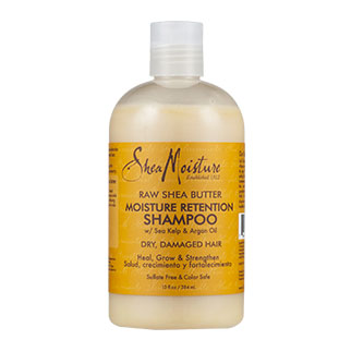 SHEA MOISTURE Moisture Retention Shampoo