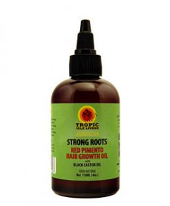 TROPIC ISLE LIVING Red Pimento Hair Growth Oil (118ml)