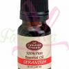 huile essentielle de geranium de fabella