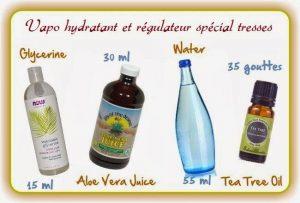 vapo hydratant et regulateur