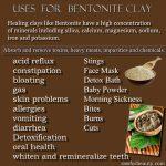 bentonite-ingrediants