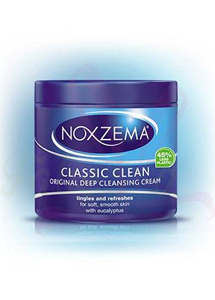 Noxzema pour peau grasse