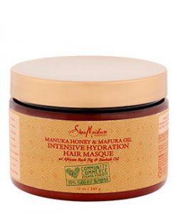 SHEA MOISTURE Intensive Hydratation Hair Masque(340g)