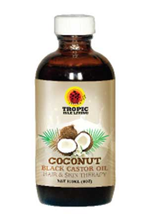 TROPIC ISLE LIVING Jamaican Black Castor Oil Coconut (118ml)
