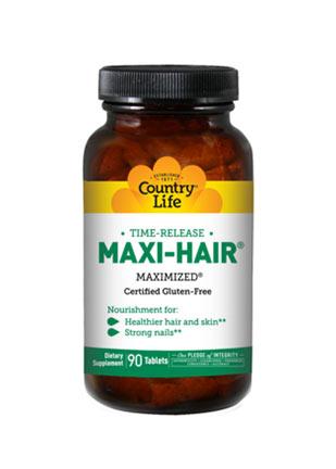Maxi Hair Country Life