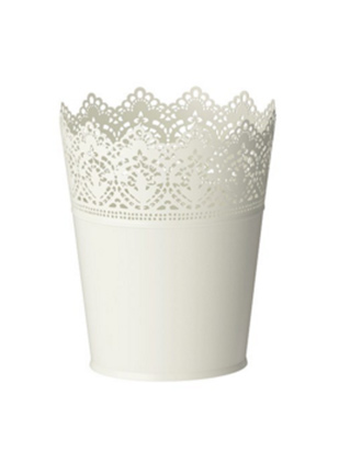 pot de rangement accessoires blanc grand mod le fabellashop dakar s n gal. Black Bedroom Furniture Sets. Home Design Ideas