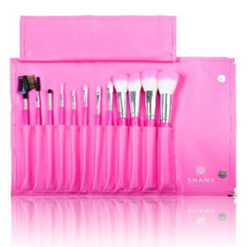 SHANY Cosmetics 12pcs Pro Mineral Brush set- Premium Synthetic Hair