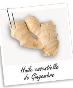 Huile essentielle de gingembre