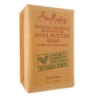 Savon Shea Moisture Manuka Honey Mafura Oil