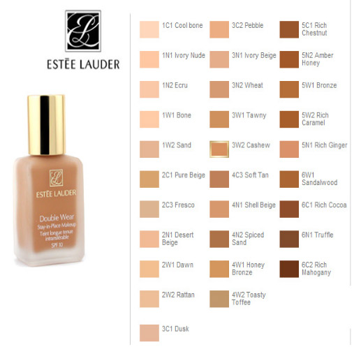 estee lauder double wear stay in place fond de teint 30ml fabellashop dakar s n gal. Black Bedroom Furniture Sets. Home Design Ideas