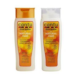 Duo Hydratant-régénérant CANTU