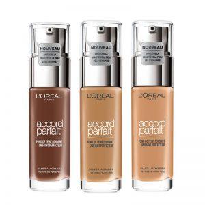 L'Oréal Accord Parfait Fond de Teint Sur-Mesure