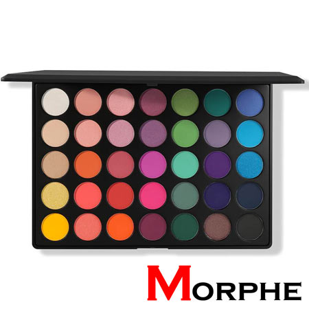MORPHE 35B – Color Burst palette