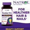 Natrol-Biotine-Etiquette