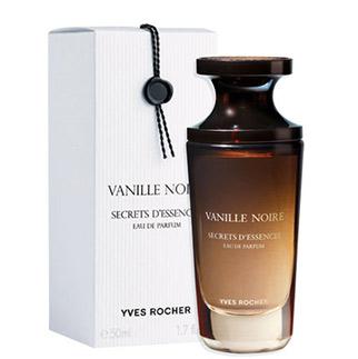 Yves Rocher Secrets Dessences Vanille Noire Eau De Parfum 50ml