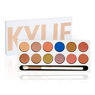 KYLIE Cosmetics The Royal Peach palette