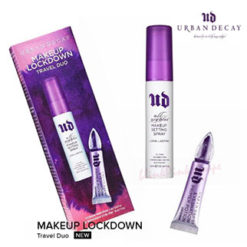 Urban Decay Lock down makeup