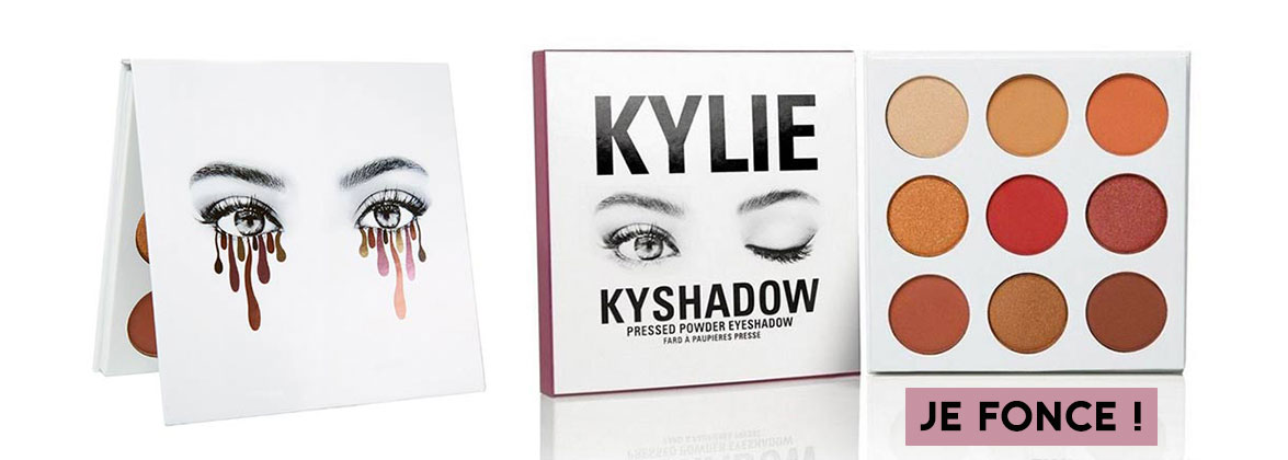 Kyshadow palette
