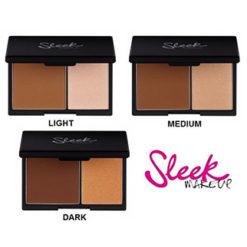SLEEK palette Face Contour Kit light - dark - medium