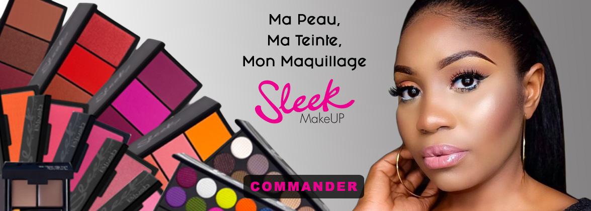 Sleek Make Up Collection