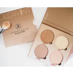 ANASTASIA BEVERLY HILLS Glow Kit palette Highlighter Sun Dipped
