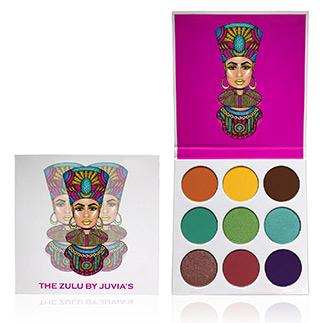 JUVIA'S PLACE THE ZULU palette