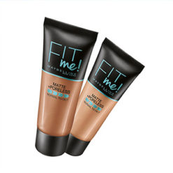 MAYBELLINE FIT ME Matte & Poreless fond de teint tube