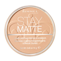 RIMMEL Stay Matte Poudre compact matifiante translucide