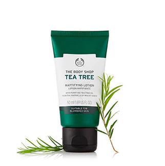 THE BODY SHOP Lotion Purifiante Arbre à thé
