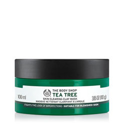 THE BODY SHOP Masque Nettoyant Clarifiant à l'Argile Arbre à thé