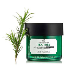 THE BODY SHOP Masque de Nuit Anti-imperfection Arbre à thé
