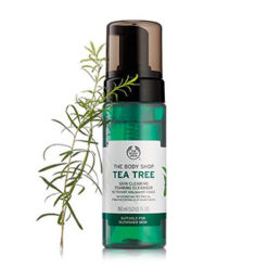 THE BODY SHOP Nettoyant Moussant Purifiant Arbre à thé