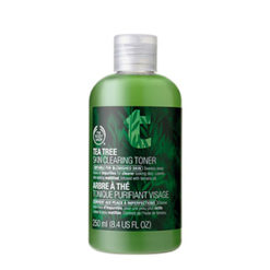 THE BODY SHOP Tonique purifiant Arbre à thé