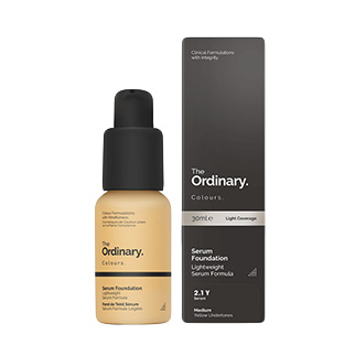 THE ORDINARY Fond de teint sérum IP 15 30ml