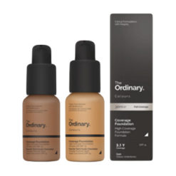 The ordinary fond de teint couvrance