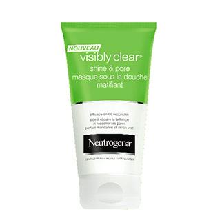 NEUTROGENA Masque sous la douche matifiant Shine & Pore
