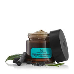 THE BODYSHOP Masque Purifiant Eclat au Charbon de Bois de lHimalaya