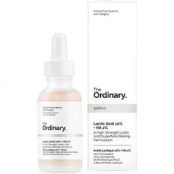 THE ORDINARY Solution Acide Lactique 10% + HA 2% (30ml)