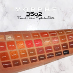 35O2 SECOND NATURE EYESHADOW PALETTE swatch