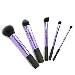 BEAUTY CREATIONS Set de 5 pinceaux de luxe + pochette
