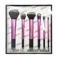 BEAUTY CREATIONS Set de 6 pinceaux