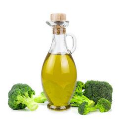 Huile végétale bio extra vierge: Brocoli