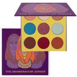 JUVIA'S PLACE The Saharan II palette