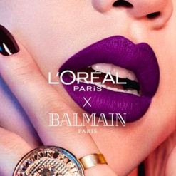 L'OREAL Color Riche x Balmain rouge à lèvres