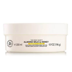 THE BODY SHOP Beurre Corporel Lait d'amande & Miel 200ml