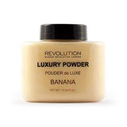 MAKEUP REVOLUTION Banana luxury powder